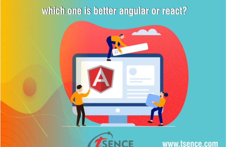 Which one is best Angular or React ?