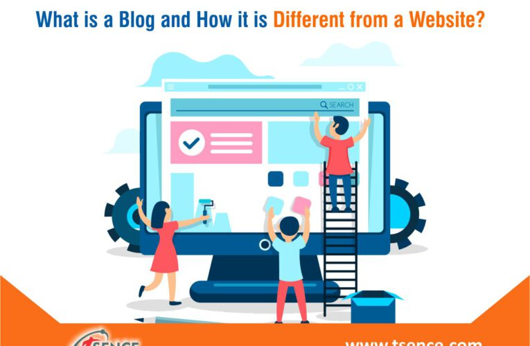 What is a Blog and How It is Different from a Website?